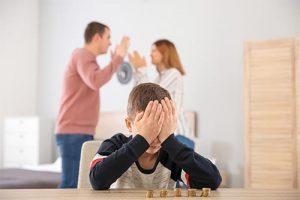 Quand votre enfant ne veut plus vous voir