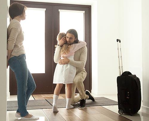 Garde alternée et allocations familiales